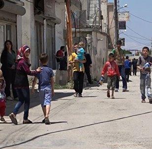 A Homs, la vie reprend son cours