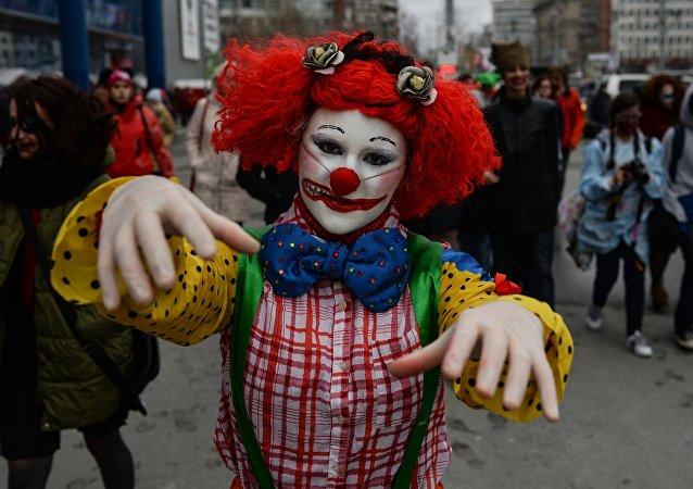 Zurich attaqué par des clowns méchants