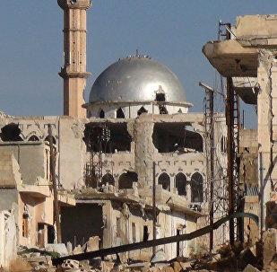 La ville de Hama