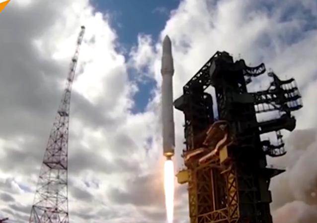Les Forces spatiales russes en action