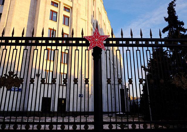 L'état-major russe