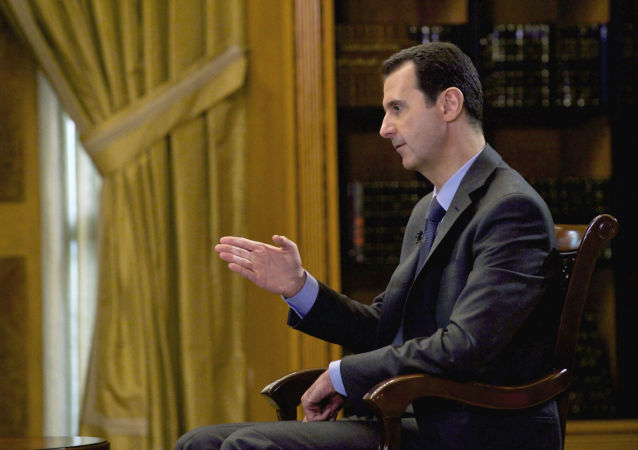 Assad: je ne suis que le prétexte d'un titre sur la brute qui tue le gentil