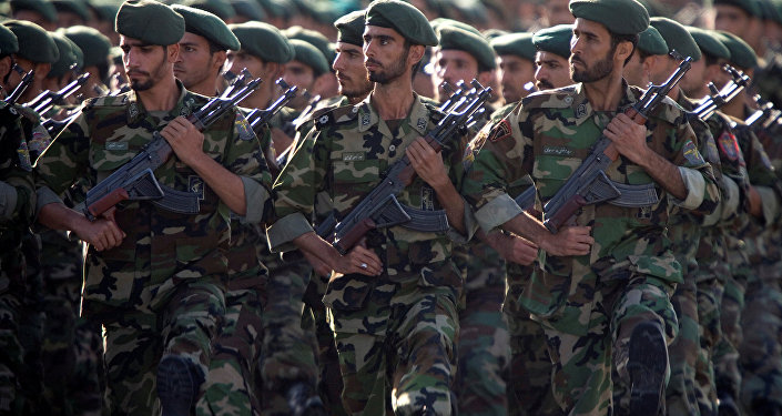 des militaires iraniens