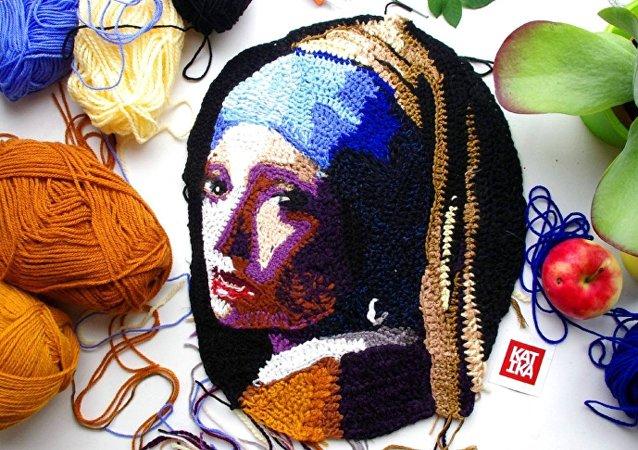 KATIKA Crochet art