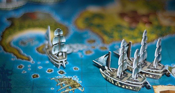Un trésor de pirates retrouvé au large des USA