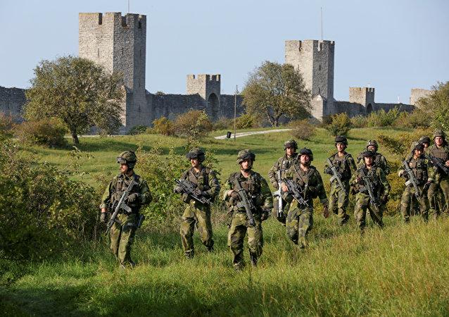 Armée suédoise