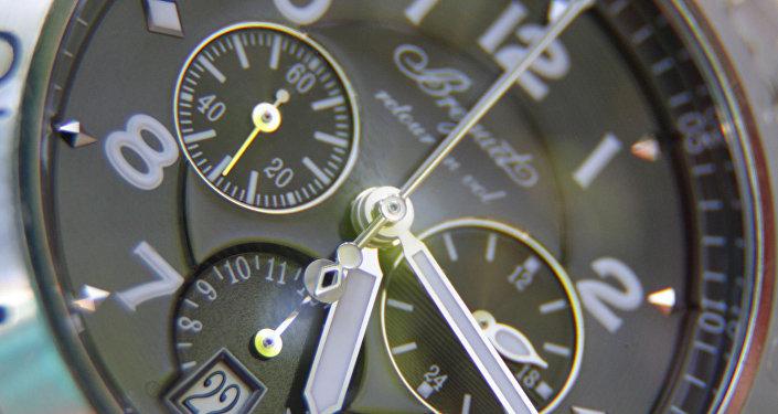 Une montre Breguet