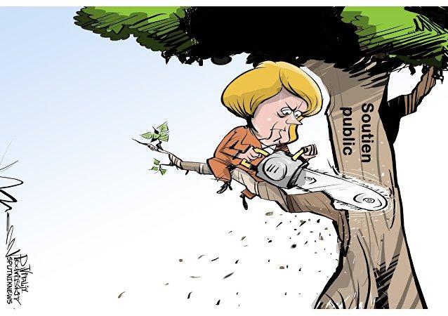 Un 4e mandat de Merkel, pourrait-il devenir réel?