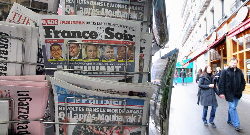 La liberté de la presse menacée