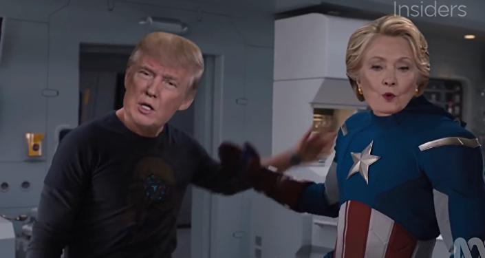 Presidential Avengers: Uncivil War