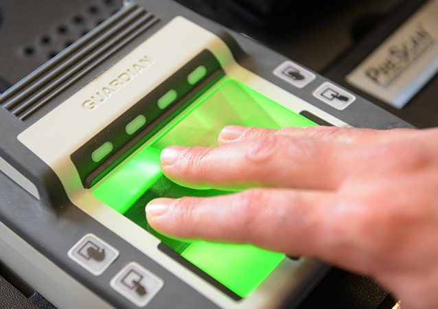 Lecteur Fingerprint