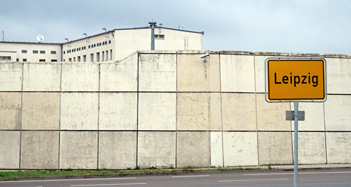 Une prison de Leipzig