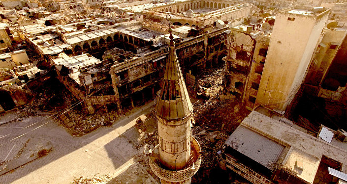 Ville d'Alep