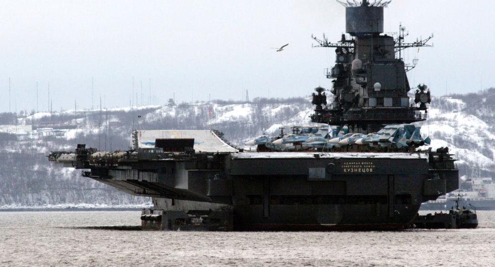 Londres et l'Otan se hâtent de «dissuader» les navires russes partis pour la Méditerranée