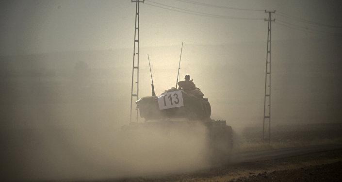 La Turquie insiste pour la création d'une zone de sécurité au nord de la Syrie