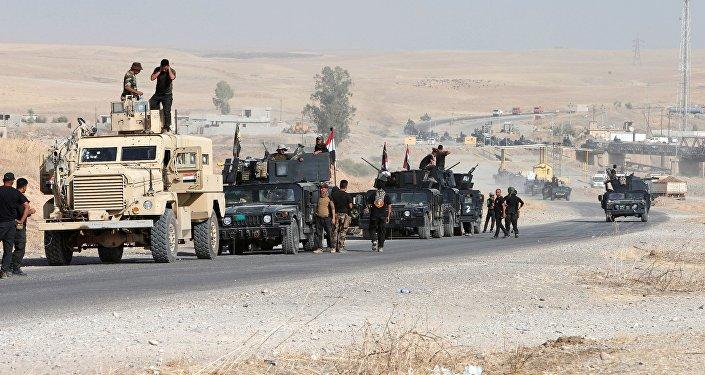 L'armée irakienne s'apprête à libérer Mossoul