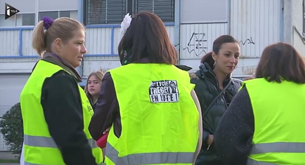 Les agressions contre les enseignants se multiplient en France