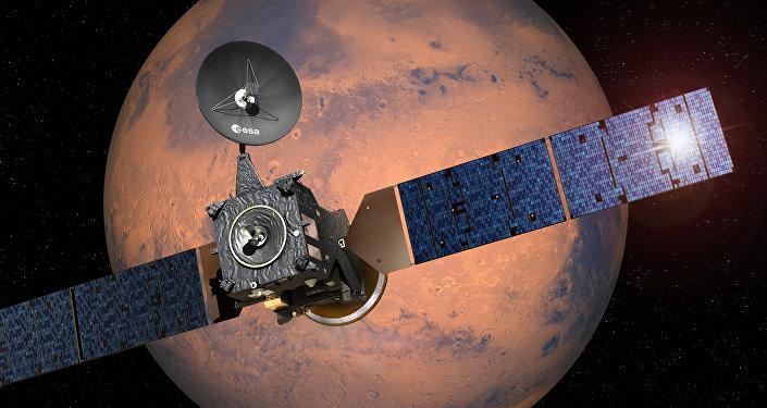 SpaceX: le premier vol sur Mars reporté à 2020