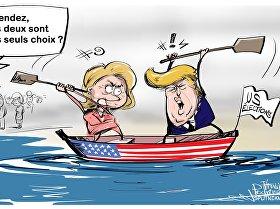 Trump remporte le dernier débat face à Clinton