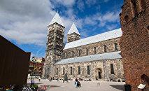 La cathédrale de la ville suédoise de Lund