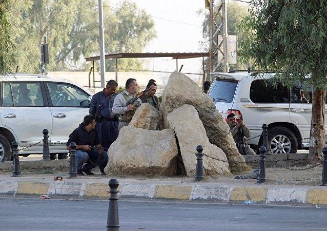 Situation à Kirkouk, Octobre,  le 21, 2016.