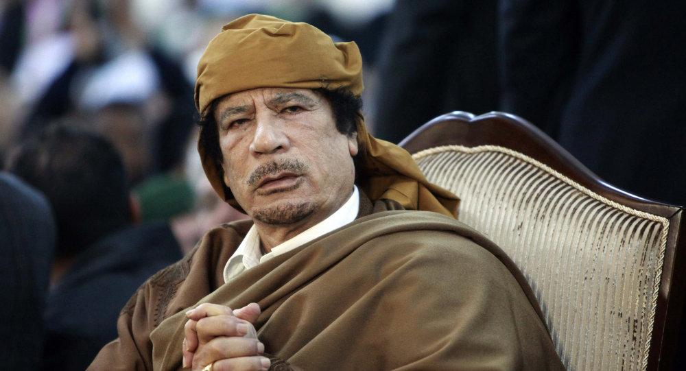 Kadhafi tué pour sa politique sur les bases militaires étrangères en Afrique