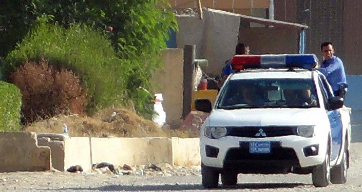 Police de Kirkouk