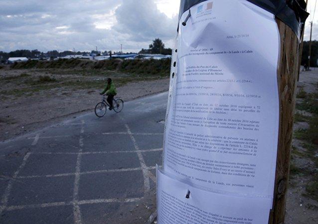Le démantèlement de la « Jungle » de Calais débutera lundi