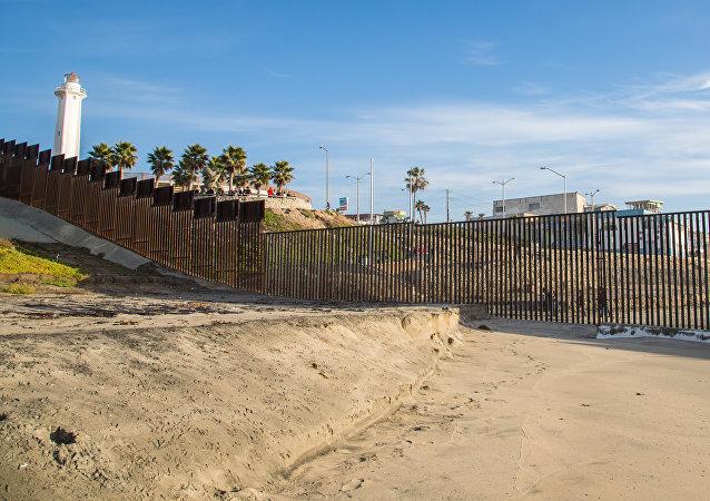 Frontière américano-mexicaine