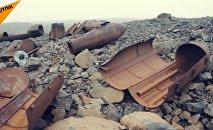 Arctique: des Russes découvrent une base secrète abandonnée par les nazis