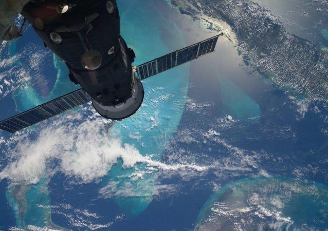 La Terre vue de l'ISS