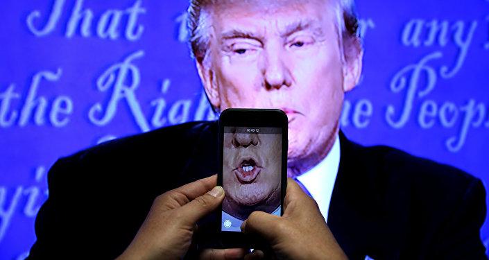 Marre des médias: Trump lance sa propre émission d'info