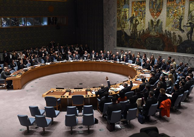 Le Conseil de sécurité de l'Onu (archive photo)