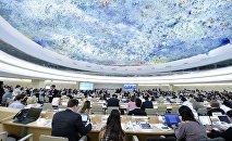 Session du Conseil des droits de l'homme de l'Onu (CDH)