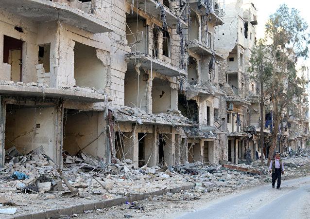La Russie a des photos qui prouvent que ses avions n'ont pas frappé l'hôpital syrien