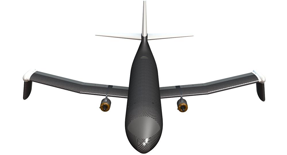 La NASA planche sur un avion repliable pendant le vol