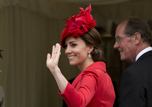Herzogin von Cambridge, Kate Middleton