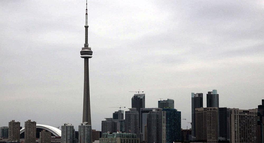 CN Tower à Toronto au Canada