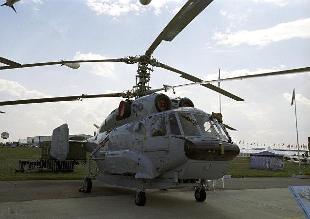 Hélicoptère Ka-31