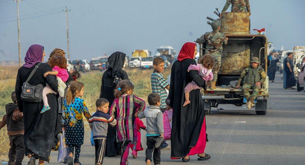 Anciens captifs de Daech près de Mossoul: «Nous ressemblions à des morts-vivants»