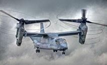 Le Boeing/Bell V-22 Osprey