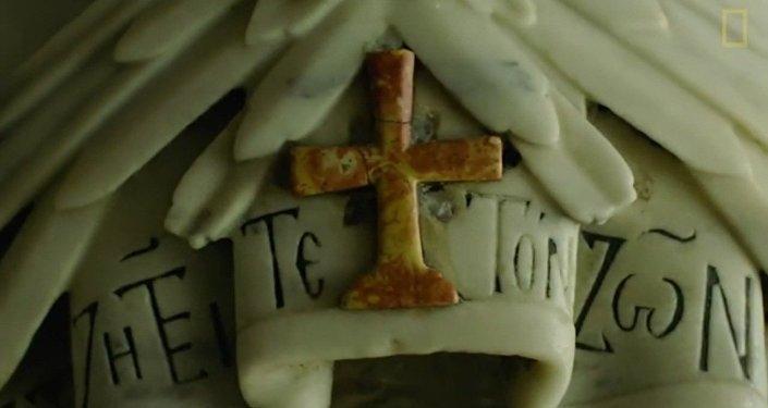 Une vidéo de l'ouverture du sépulcre du Christ dévoilée