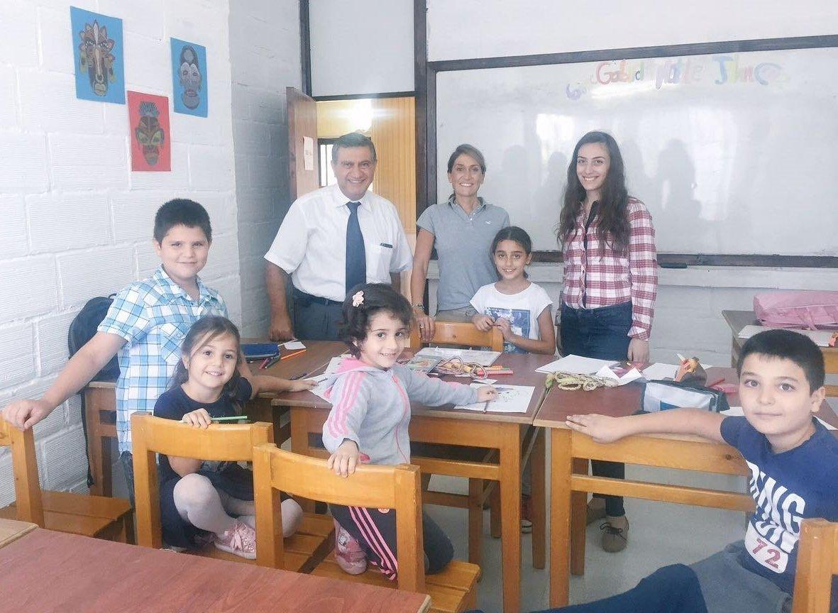 Ouverture d'un lycée français à Tartous