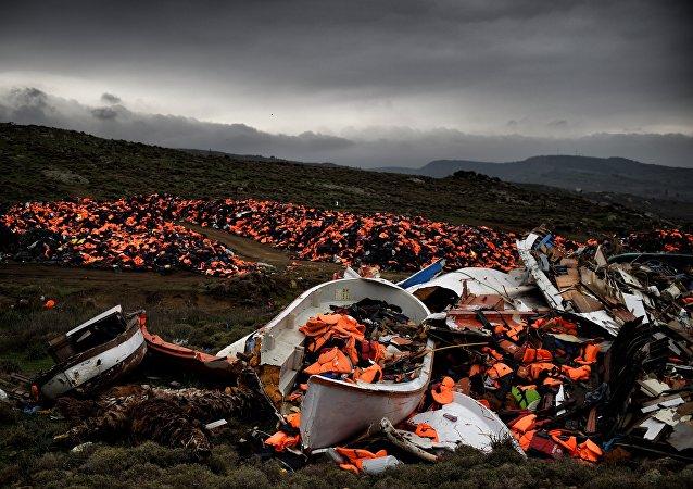 2016, année la plus meurtrière pour les réfugiés