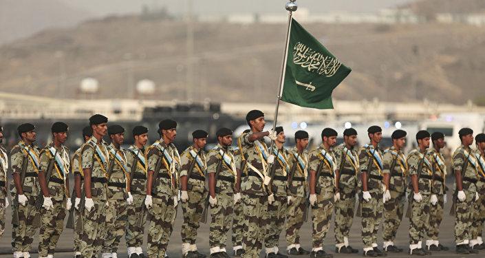 Forces de sécurité saoudiennes