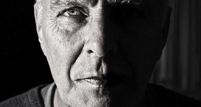 Un homme vieux