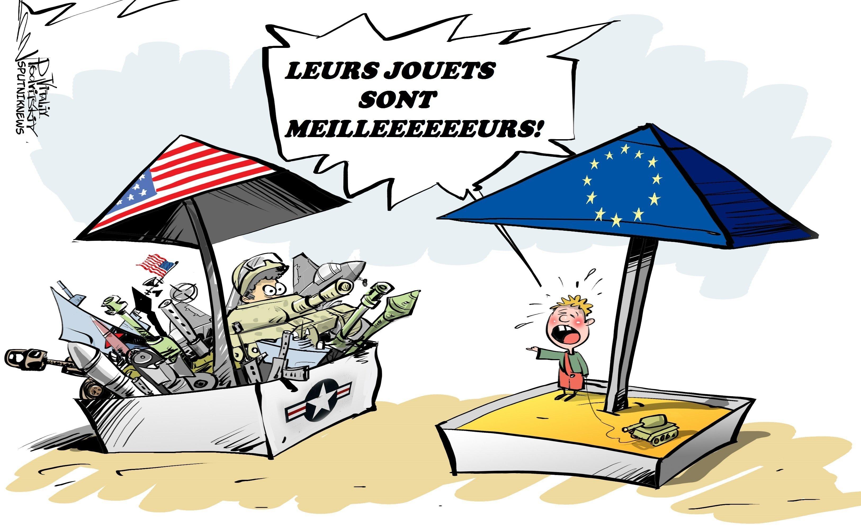 Quels intérêts l'armée européenne servira-t-elle?