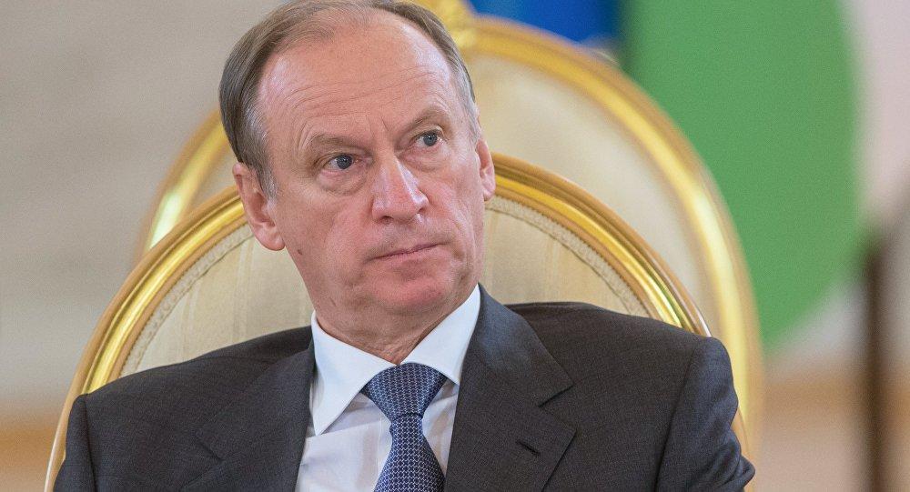 Nikolaï Patrouchev, secrétaire du Conseil de sécurité de la Fédération de Russie