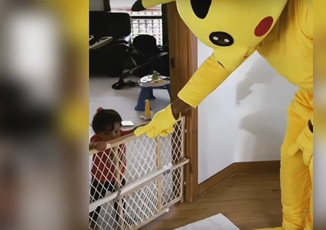 Dwayne Johnson enfile un costume de Pikachu