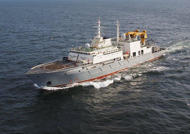 Ce « Delphin Dauphin » russe qui sauve les sous-marins en détresse